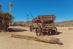 Bar Stops (Wayne Stadler Photography) Tags: fun towns oldwest old wagons wagonwheels attractions westewrn touristy pioneertown stores wooden ghosttowns westernwagons roadside california kitsch usa desert yuccavalley historic