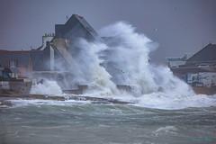 Tempete au Guilvinec (Ronan Follic photographies) Tags: france bretagne breizh brittany finistere guilvinec mer sea storm tempête vagues waves seascapes canon manfrotto lowepro ronanfollic