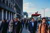 The walking dead (samrodgers2) Tags: londonbridge london londonstreetphotography walking colour commuters