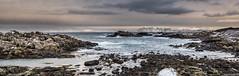 I must go down to the sea again... (katrin glaesmann) Tags: lofoten norwegen norway 2016 wwwicelandtoursnet snow winter vågan nordland laukvika pano stitched