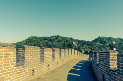 On the Great Wall (malc1702) Tags: greatwall greatwallofchina beijing china travel travelphotography tourism vacation nikond7100 nikkor18140mm history historic architecture