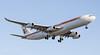 EC-GUQ A340-313 LHR 29-08-2016 (deputy1984) Tags: boeing b747 b744 b777 b772 b77w airbus a320 a330 a333 a340 a343 a380 a388 evaair british airways thai alitalia etihad oman air iberia taiwan uk thailand italy uae spain madrid muscat milan rome abudhabi london bangkok taipei lhr egll summer sunshine august bank holiday sunset outdoors aircraft airplane canon 60d tamron 70300mm b16708 gbygc hstkz a4odd eidsb gviib a6aph ecguq eidsa