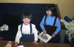 img451 (foundin_a_attic) Tags: fashion girls hair sofa doll cake blue 1981