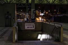 Terminal (rod.hokpicture) Tags: bus night de nikon metro terminal sp noite paulo ônibus ponto são santo metrô amaro d3100