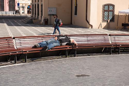 Sleeping ©  Andrey