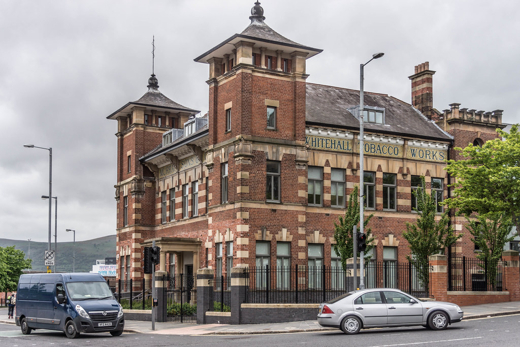 BELFAST CITY MAY 2015 [WHITEHALL TOBACCO WORKS] REF-106400
