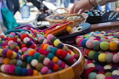 Colourful Balls (Ball94) Tags: color festival riverside leicester craft beginner amature