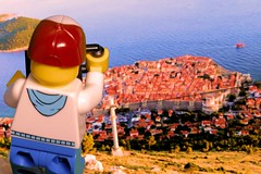 Stunning panoramic view of the Dubrovnik old city from the top! (Lesgo LEGO Foto!) Tags: trip travel summer vacation holiday cute love fun toy toys travels holidays lego travellers croatia traveller minifig traveling collectible minifigs omg dubrovnik travelers collectable traveler hrvatska summerholiday minifigure minifigures legophotography legography flickrunitedaward collectibleminifigures collectableminifigure coolminifig