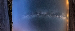 (eliftosun13) Tags: nightphotography panorama lake turkey stars astrophotography nightphoto milkyway tuzgl laketuz samanyolu canon700d tokina1116