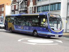 SK63KJU (47604) Tags: bus first solent porsmouth 63055 sk63kju