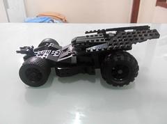 MoC Lego Batman V Superman Batmobile (Azrael1983) Tags: lego batman batmobile batmanvsuperman