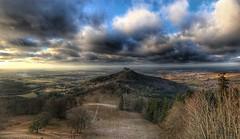 Burg Hohenzollern (Blende2,8) Tags: schwäbischalb wald bäume wolken himmel winterlandschaft burghohenzollern hohenzollern burg badenwürttemberg zellerhorn