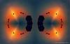 cofradía de luz (ojoadicto) Tags: abstract abstracto sunset atardecer digitalmanipulation manipulaciondefotos artisticphotography