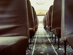 Window Seat~ (K.Chris ~AlwaYs LeaRning~) Tags: vintage pov capture bus travel seat bench art