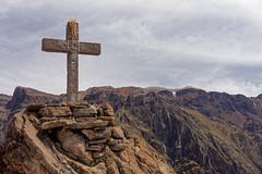 Punkt widokowy Cruz del Condor | Cruz del Condor viewpoint