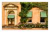 Green Blinds (williamwalton001) Tags: nationaltrust devon unitedkingdom door outdoors colourimage texture trees buildings windows framed fineart flowers trolled