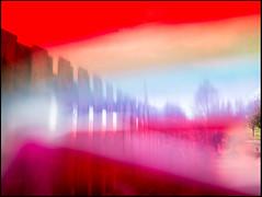20161106-058 (sulamith.sallmann) Tags: abstract abstrakt berlin blur bretterzaun bunt colorful deutschland effect effects effekt filter folientechnik germany lattenzaun mitte unscharf zaun deu sulamithsallmann