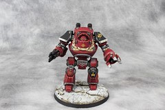 WB Contemptor 06 (Celsork) Tags: word bearers wrhammer 30k legion chaos spacemarine legionary horus heresy contemptor dreadnought walker games workshop