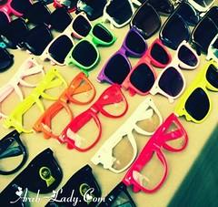 غرابة نظارات الموسم الباهرة (2) (Arab.Lady) Tags: غرابة نظارات الموسم الباهرة 2