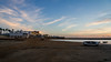 ATARDECER EN LA CALETA (bacasr) Tags: mar sand andalucía water bajamar beachresort bote clouds agua barca balneario beach spain nubes dusk lowtide sea atardecer boat cádiz arena españa playa twilight