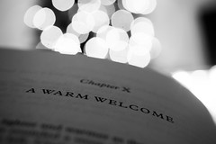 362/366 - Adventure (Esko) Tags: 2016 december 366 365 366project 365project 365challenge 366challenge reading books literature bokeh blackandwhite bw dof adventure classic