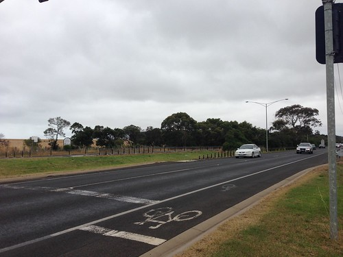Portarlington Road crossing