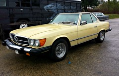 Mercedes 450SL (Dave* Seven One) Tags: mercedes sl 1977 1970s 450sl classic vintage v8 german germany import r107 45l