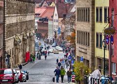 Nürnberg (Germany) (Steffi-Helene) Tags: nuremberg deutschland germany europe cities altstadt downtown