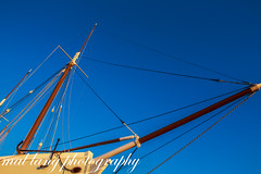Fully restored trading ketch ( Hecla ) Axel Stenross Maritime Museum Port Lincoln South Australia (Malcom Lang) Tags: hecla axel stenross maritime museum port lincoln ketch trading vessel national ship sail 1903 built historic southaustralia southern south southernaustralia southerneyrepeninsula summer ropes chains anchor rigging sky ngc ag wood wooden mallang photography malcomlang malcomlangphotos canoneos6d canon canonef2470mm canon6d canonef