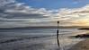 Clouds Above The Purbecks (Tilney Gardner) Tags: clouds purbecks dorset poole sandbanks branksomebeach coast seascape nikon