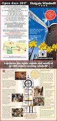 Holgate Windmill information leaflet 2017