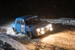 Jari-Pekka Ralli (Samu Ekman) Tags: rally rallying ralli jaripekkaralli heinola motorsport car frallisarja d500 sport snow winter 2017 renault 8 gordini flash sb700