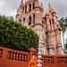 2016 - Mexico - San Miguel de Allende - Spires