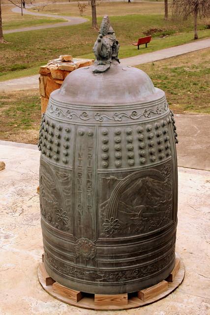 International Friendship Bell - Oak Ridge, TN