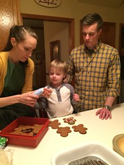 "Paul Makes Gingerbread Men with Tessa and Davy • <a style=""font-size:0.8em;"" href=""http://www.flickr.com/photos/109120354@N07/32957404882/"" target=""_blank"">View on Flickr</a>"