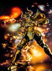 Taurus no Aldebaran (@alvaro_tinho) Tags: anime ex saint toy photography gold action manga figure cloth masami myth bandai seiya tamashii kurumada