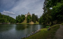 lake & castle - Trakošćan (10) (Vlado Ferenčić) Tags: castles lakes trakošćan nikkor173528 lakecastle nikond600 castletrakošćan laketrakošćan castleschurches