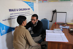 Humanitarian Assistance for IDP (KPK - Nowshera) Pakistan 2013