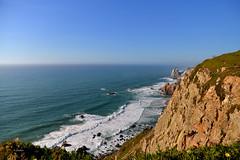 Cabo da Roca (2) - Portugal (G.hostbuster (Gigi)) Tags: ocean portugal rocks overview cabodaroca ghostbuster gigi49