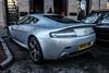 UK 1983 (Swindon) - Aston Martin V8 Vantage N400 (PrincepsLS) Tags: uk germany martin swindon plate license gb british 1983 düsseldorf v8 aston spotting vantage mw n400