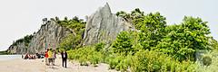 Scarborough Bluffs Panoramma 1
