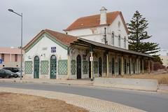 From a bygone age (Grumpys Gallery) Tags: portugal station lagos algarve railways buildlings