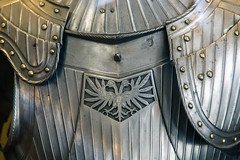 Fluted armor, 16th century (Arutemu) Tags: greatbritain summer england london english history museum arms unitedkingdom britain great gothic medieval knights armor knight historical british armour wallacecollection renaissance