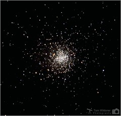 Globular Cluster Messier 4 M4 (The Dark Side Observatory) Tags: summer sky night stars colorful space cluster july science astrophotography astronomy nightsky messier m4 constellation deepspace milkyway scorpius globularcluster 2015 globular deepsky tomwildoner leisurelyscientist leisurelyscientistcom