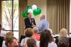 Trident Health's 40th Anniversary (North Charleston) Tags: hospital balloons ceo healthcare northcharleston mayorsummey keithsummey tridenthealth toddgallati