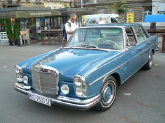 Mercedes-Benz 250SE W108 (Adam's Gallery) Tags: zagreb mercedesbenz w108 250se
