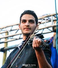 Mohamed Morsy | Violent (genaidy) Tags: concert violin mohamed mohsen