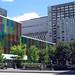 Montreal Palais de Congres (Place Jean-Paul-Riopelle) | Palais des congrès, Montréal (place Jean-Paul-Riopelle)