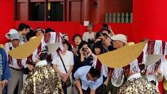 Daigyretsu (lstr  clonn) Tags: festival japan tokyo  nippon asakusa matsuri japon sanjamatsuri japn   daigyoretsu japan2015