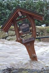 130105 Hochwasser (Bernd März) Tags: bernd berndmärz 130105hochwasser hochwasser hochwassermorgenröthe hochwassermorgenrötherautenkranz morgenrötherautenkranz wassermorgenrötherautenkranz schneeschmelze hochwasserdurchschneeschmelze 050113 sachsen deutschland deu